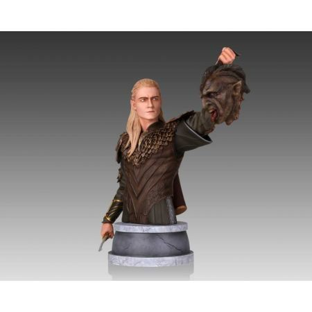 Mini Busto Legolas Hobbit - Gentle Giant
