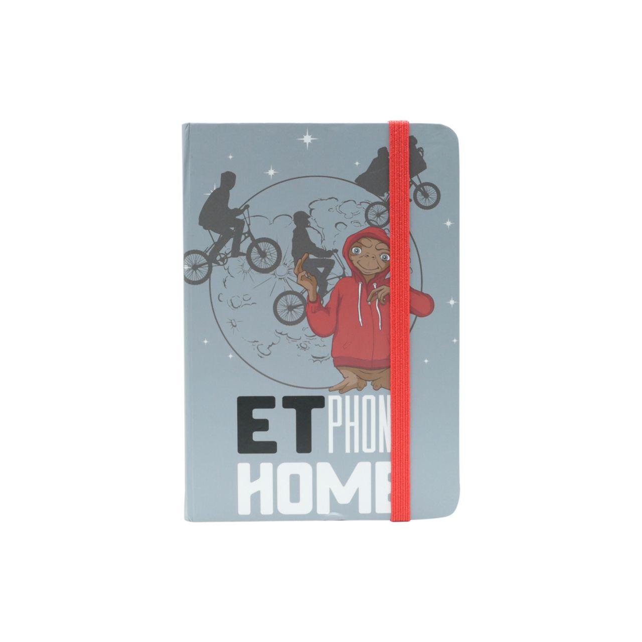 Mini Caderneta de Anotações E.T Phone Home: E.T.: O Extraterrestre (A6) - Urban
