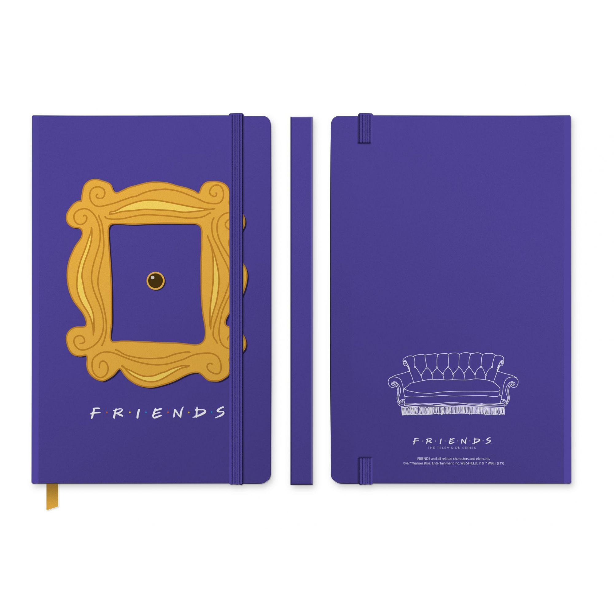 Mini Caderneta de Anotações: Friends (A6)