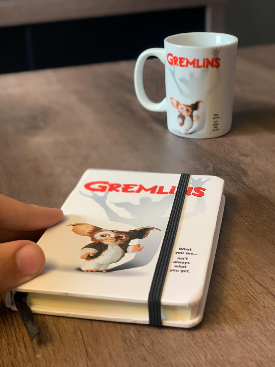 Mini Caderneta de Anotações Gizmo: Gremlins (A6) - Urban