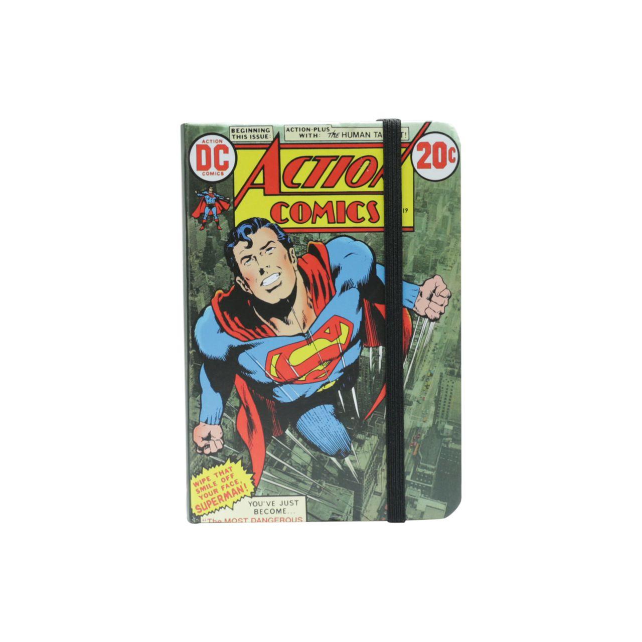 Mini Caderneta de Anotações Super-Homem (Superman) (A6) - Urban