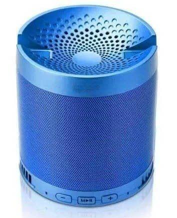 Mini Caixa De Som Portátil Bluetooth - HF-Q38 (Azul)