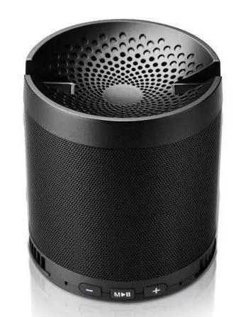 Mini Caixa De Som Portátil Bluetooth - HF-Q38 (Preto)