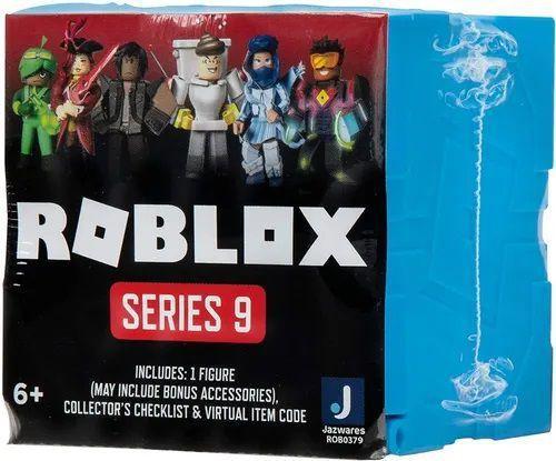 Mini Caixa Surpresa Figuras Bonecos Colecionáveis Sortidas: Roblox Serie 9 - Sunny