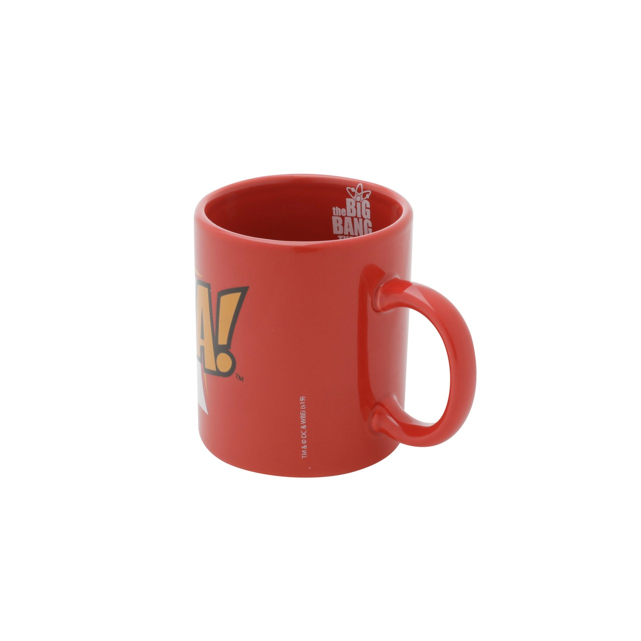 Mini Caneca de Porcelana Bazinga ( The Big Bang Theory ) - Urban