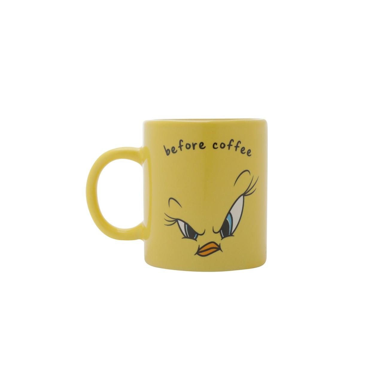 Mini Caneca de Porcelana: Piu Piu Looney Tunes - Urban