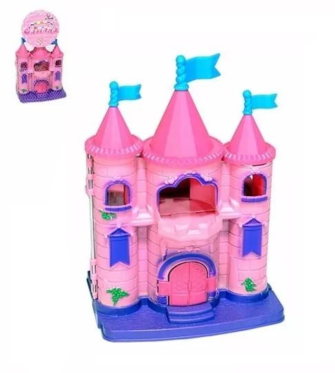 Mini Castelo: Brincando de Casinha