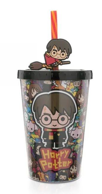 Mini Copo com Pingente Harry Potter: Harry Potter (280ml)