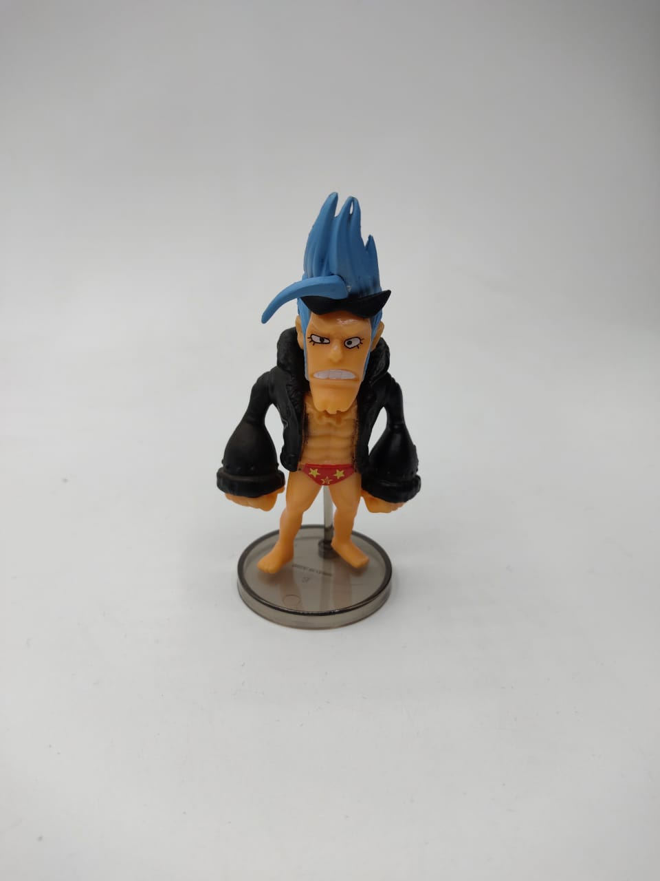 Mini Estátua Franky Strong World: One Piece