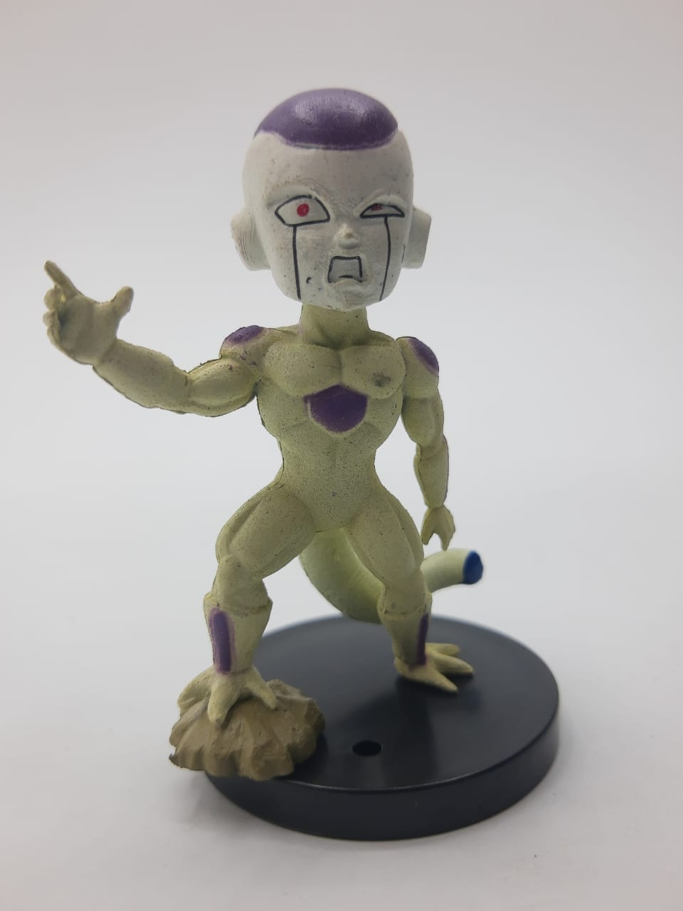 Mini Estátua Freeza: Dragon Ball Super