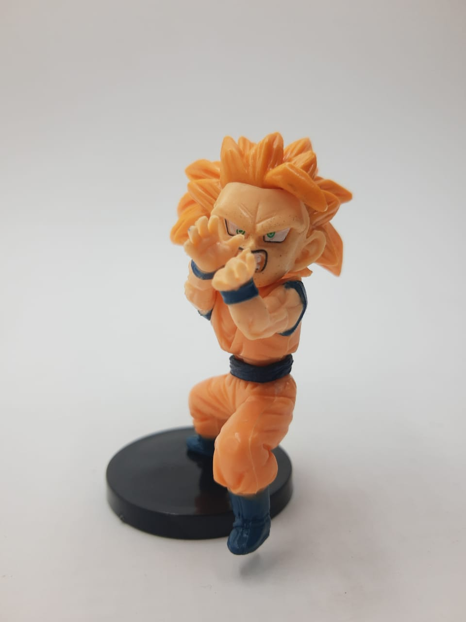 Mini Estátua Goku Super Sayajin 2: Dragon Ball Z