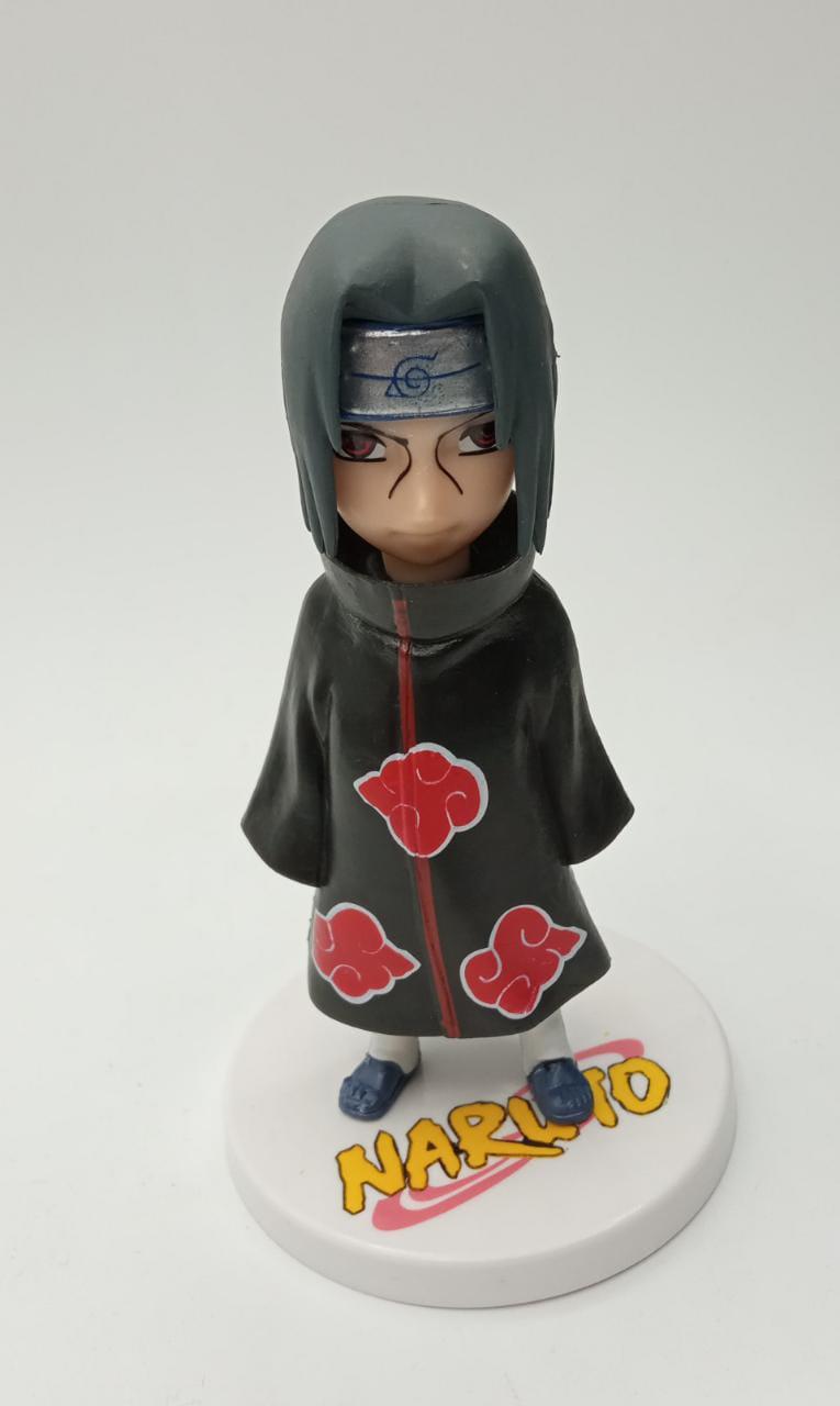 Mini Estátua Itachi Uchiha: Naruto Shippuden