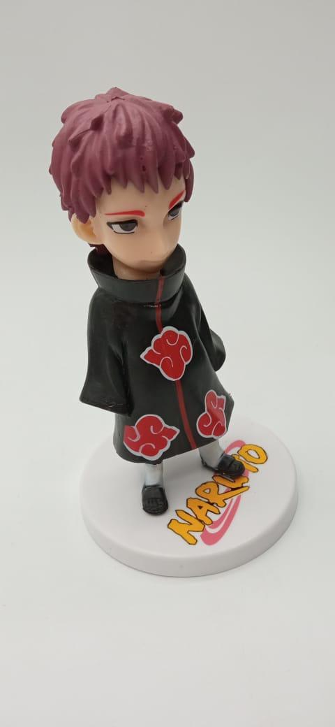 Mini Estátua Sasori: Naruto Shippuden