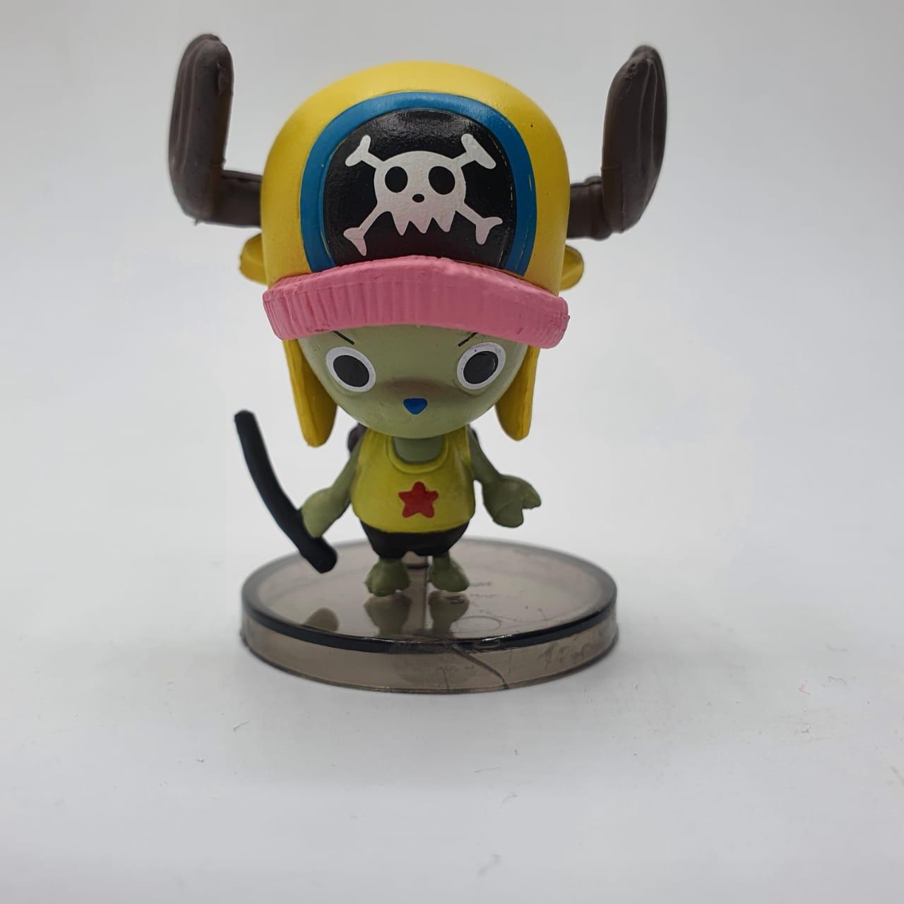 Mini Estátua Tony Tony Chopper Strong World: One Piece