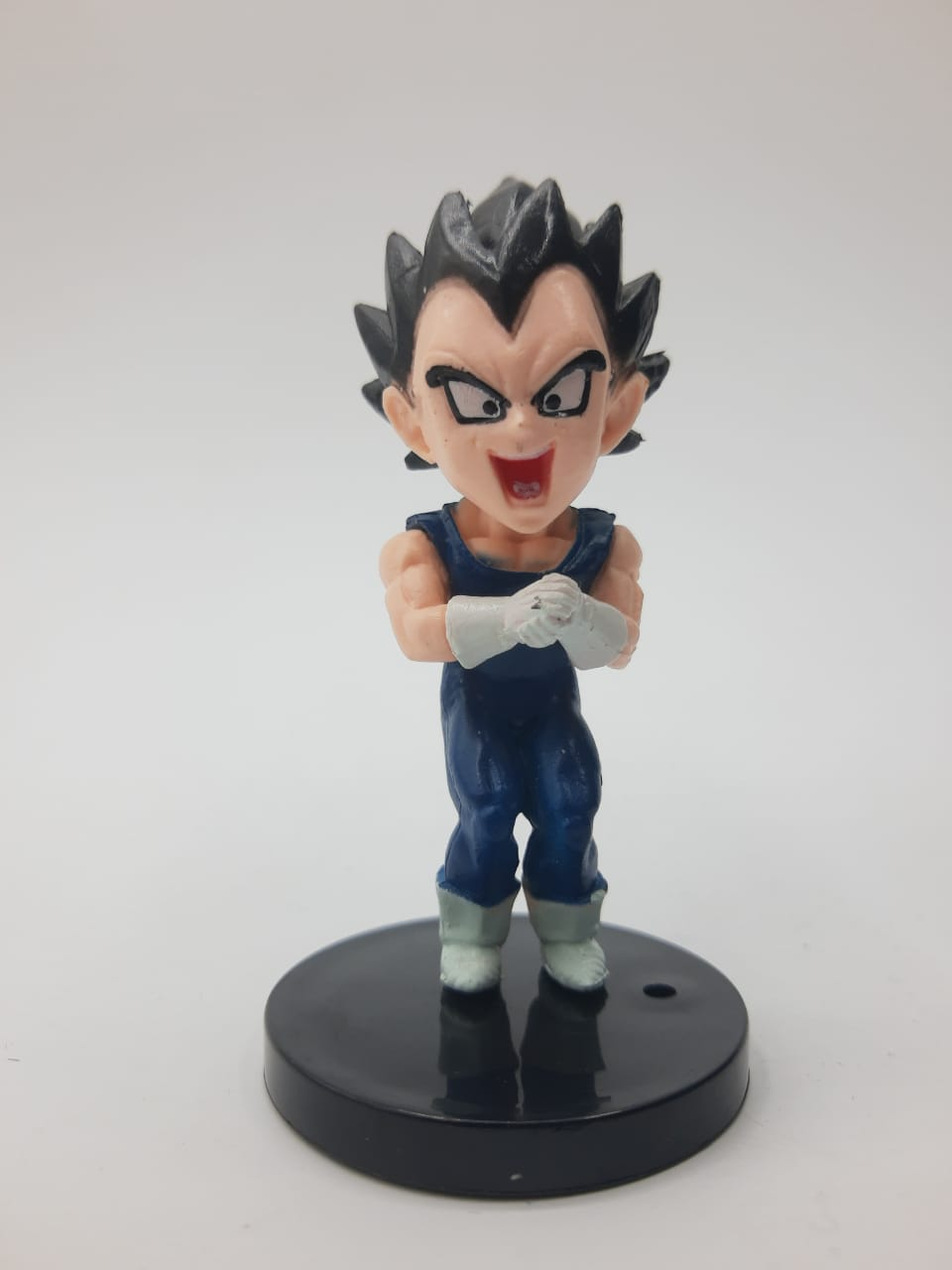 Mini Estátua Vegeta: Dragon Ball Super