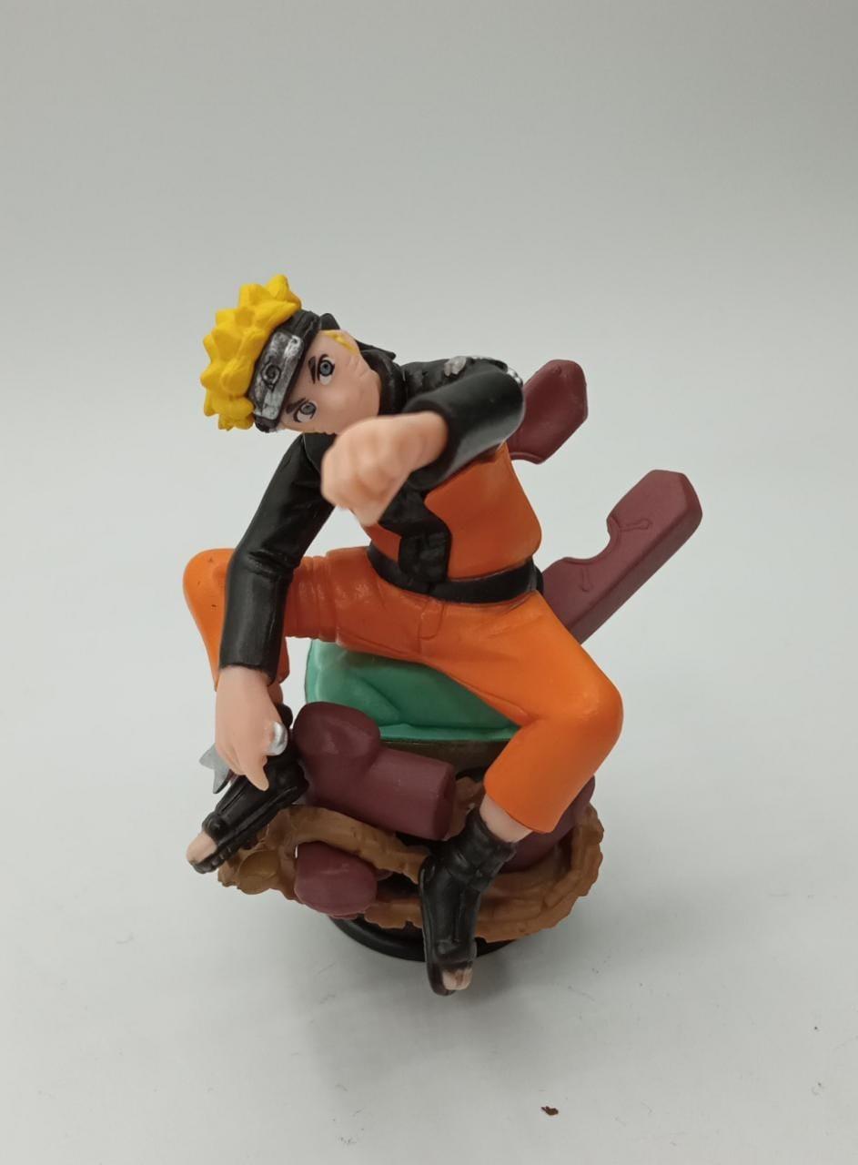 Mini Estátua Xadrez Naruto: Naruto Shippuden