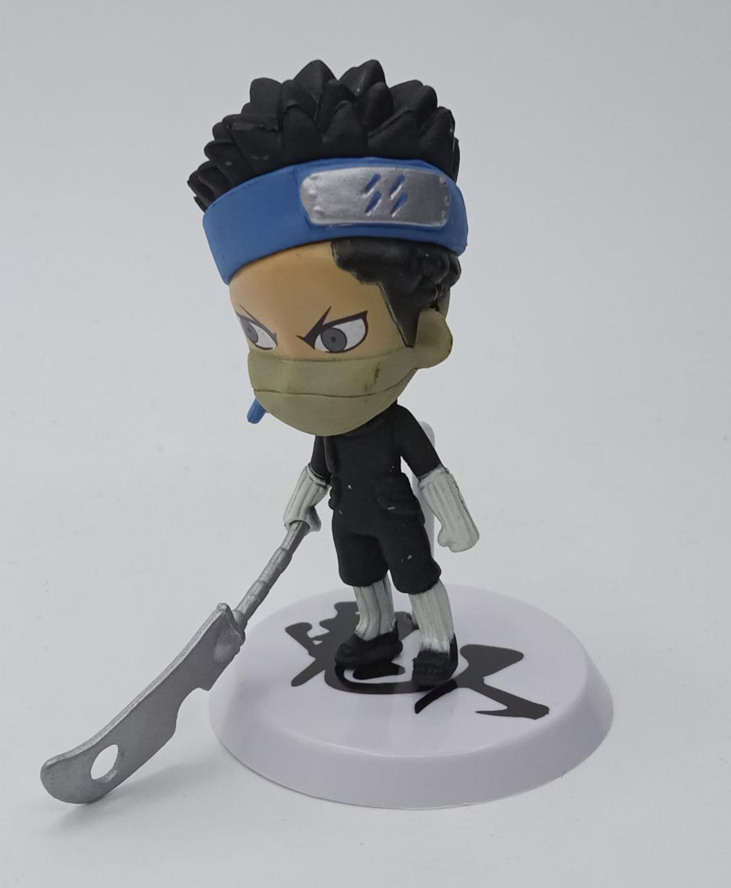 Mini Estátua Zabuza Momochi Cute: Naruto Clássico - Anime Mangá