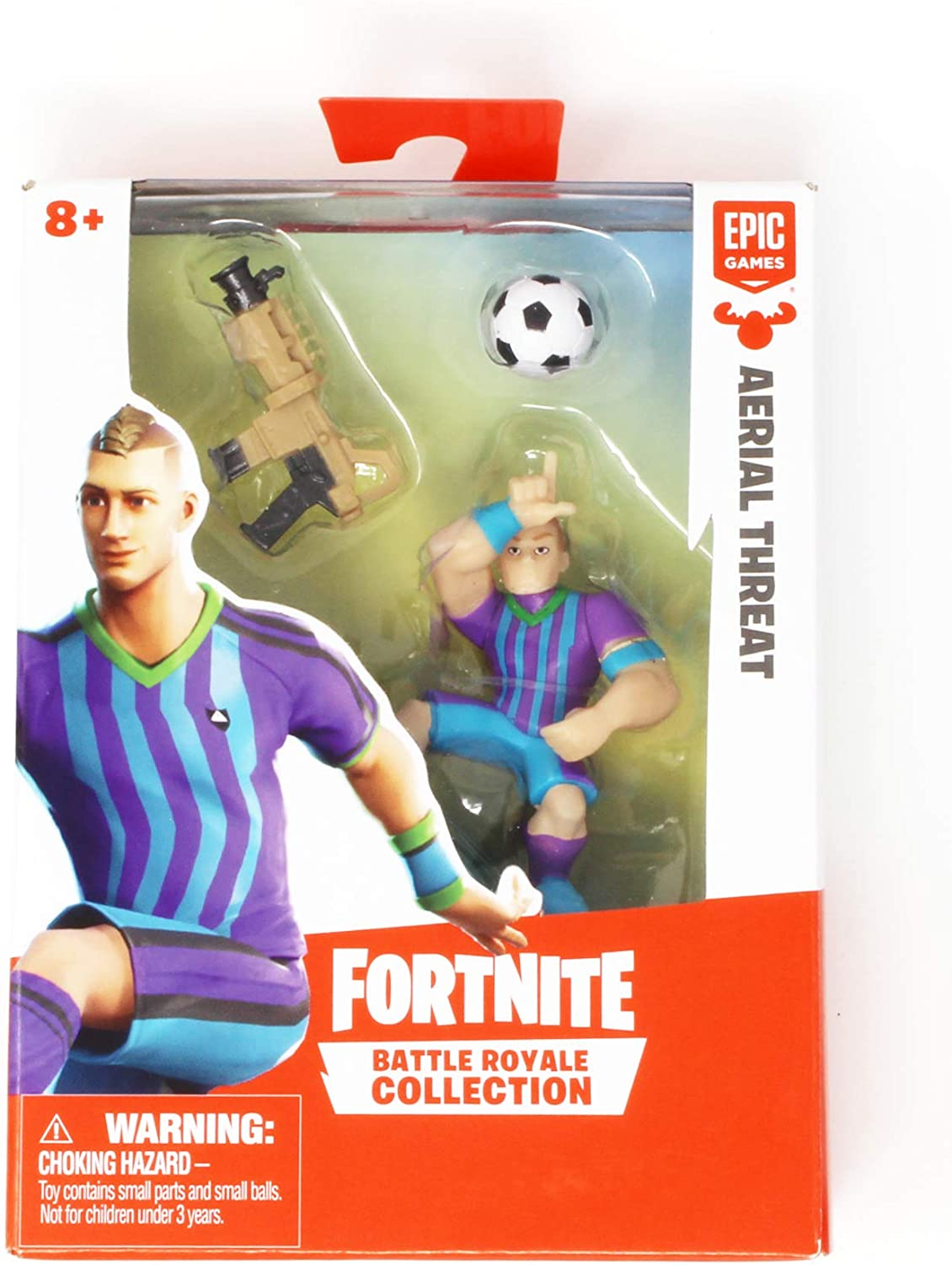 Mini Figura Aerial Threat (Battle Royale Collection): Fortnite