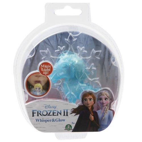 Mini Figura Assopre Para Iluminar! (Whisper e Glow) Cavalo Nokk: Frozen II - Disney