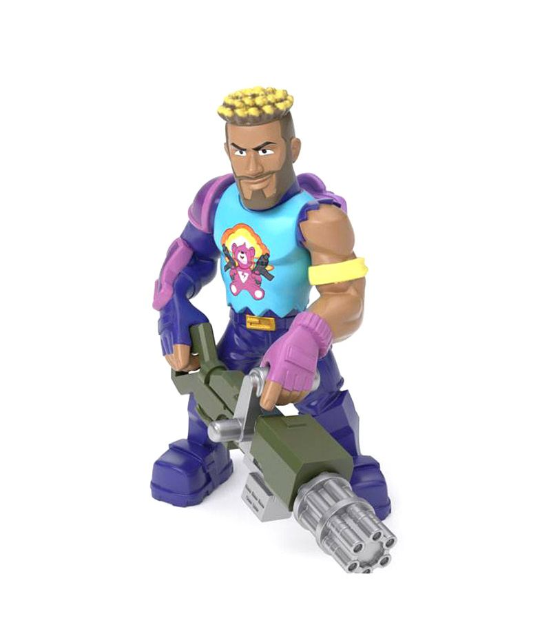 Mini Figura Brite Gunner (Battle Royale Collection): Fortnite