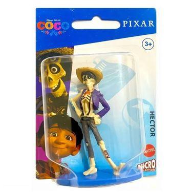Mini Figura Colecionável Hector : Viva a vida é uma festa Disney Micro Colletion - Mattel