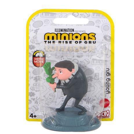 Mini Figura Colecionável Young Gru: Minions O Surgimento de Gru The Rise of Gru - Mattel