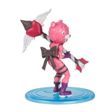Mini Figura Cuddle Team Leader (Battle Royale Collection): Fortnite