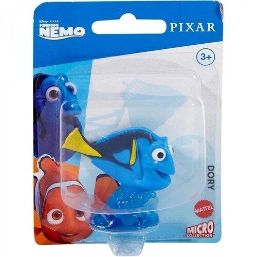Mini Figura Colecionável Dory: Procurando Nemo Disney Micro Colletion - Mattel