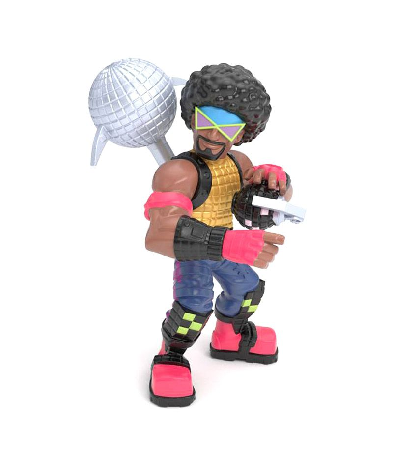 Mini Figura Funk Ops (Battle Royale Collection): Fortnite