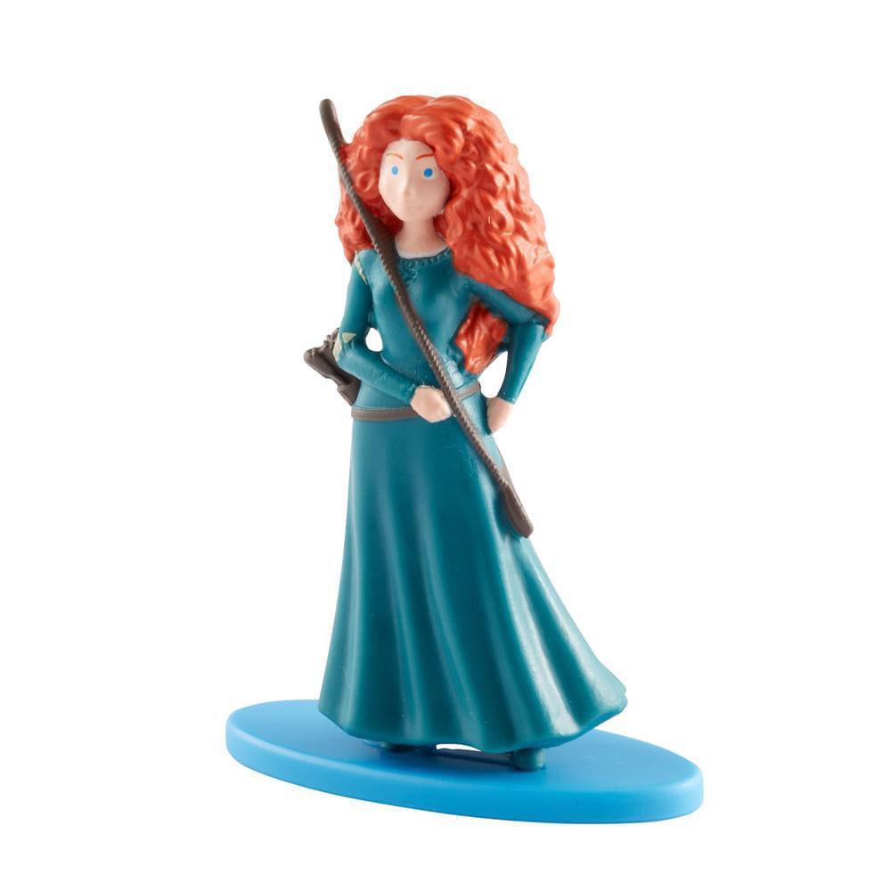 Mini Figura Colecionável Merida Valente Disney Micro Colletion - Mattel