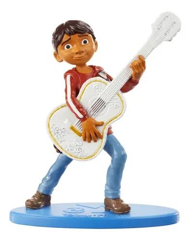 Mini Figura Colecionável Miguel : Viva a vida é uma festa  Disney Micro Colletion - Mattel