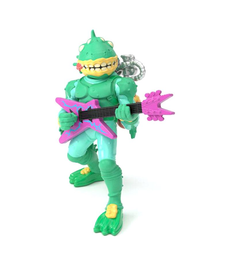Mini Figura Moisty Merman (Battle Royale Collection): Fortnite