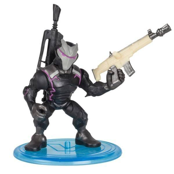 Mini Figura Omega (Battle Royale Collection): Fortnite