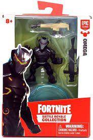 Mini Figura Omega (Battle Royale Collection): Fortnite