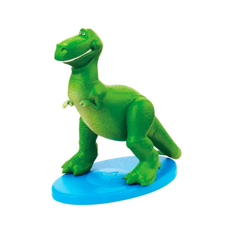 Mini Figura Colecionável Rex: Toy Story Disney Micro Collection - Mattel