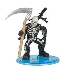 Mini Figura Skull Trooper (Battle Royale Collection): Fortnite