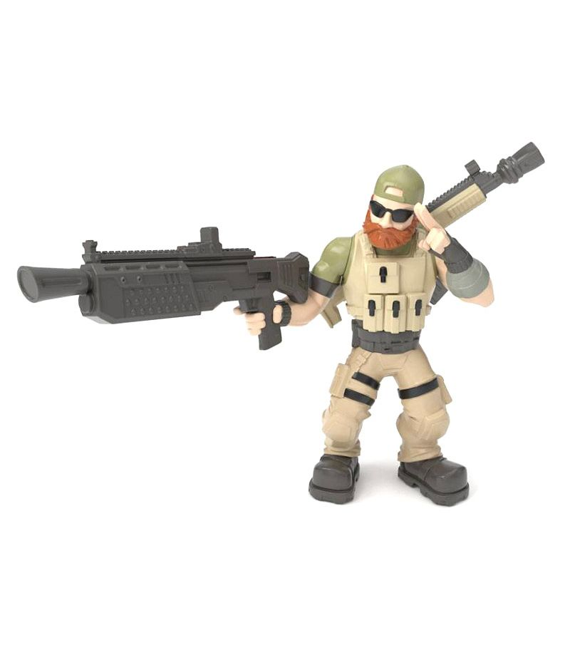 Mini Figura Sledgehammer (Battle Royale Collection): Fortnite