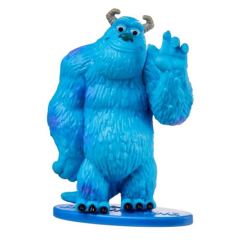Mini Figura Colecionável Sulley Monstro S.A Disney Micro Colletion - Mattel