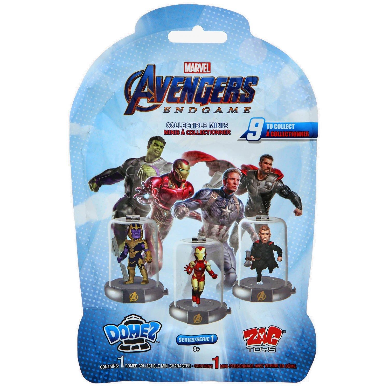 Mini Figura Surpresa DomeZ (Sortido): Vingadores Ultimato (Avengers End Game) - Sunny
