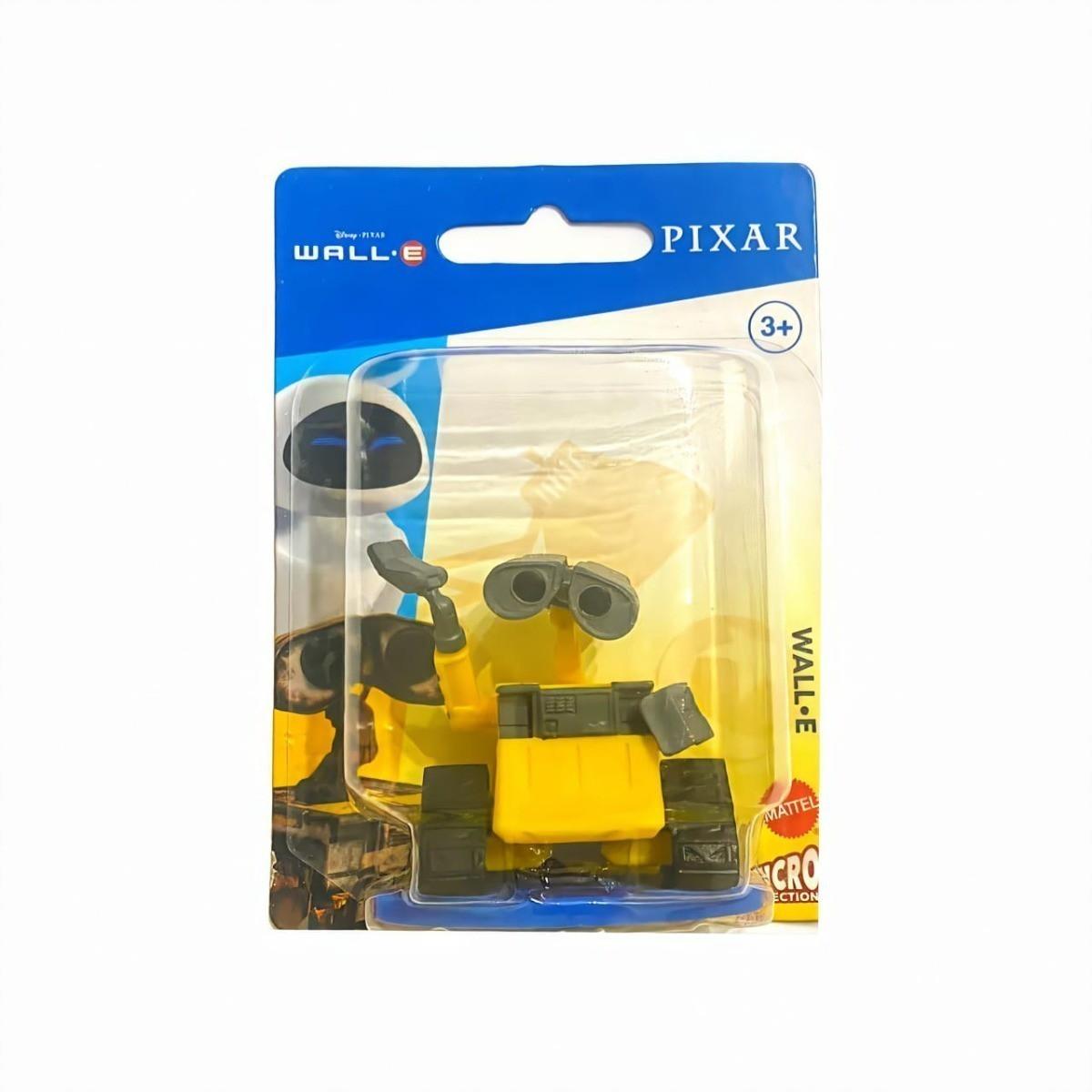 Mini Figura Colecionável Wall-e Disney Micro Collection - Mattel