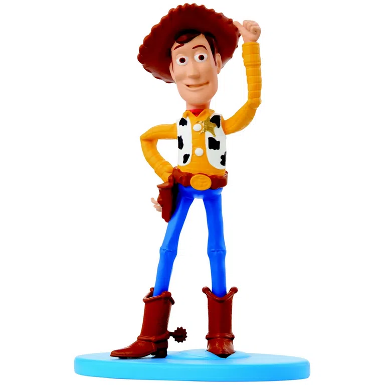 "Mini Figura ""Woody"" -  Toy Story"