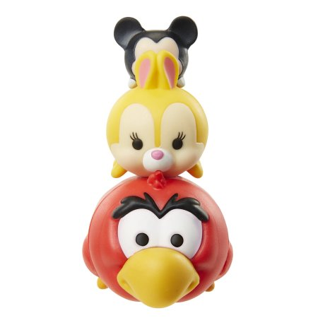 Mini Figuras Mickey (101), Miss Bunny (311) & Iago (330): Disney Tsum Tsum Series 3