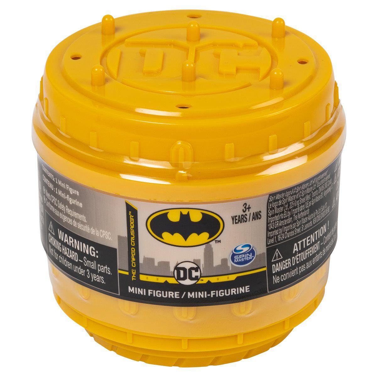 Mini figuras sortidas 2 polegadas Batman  - Sunny