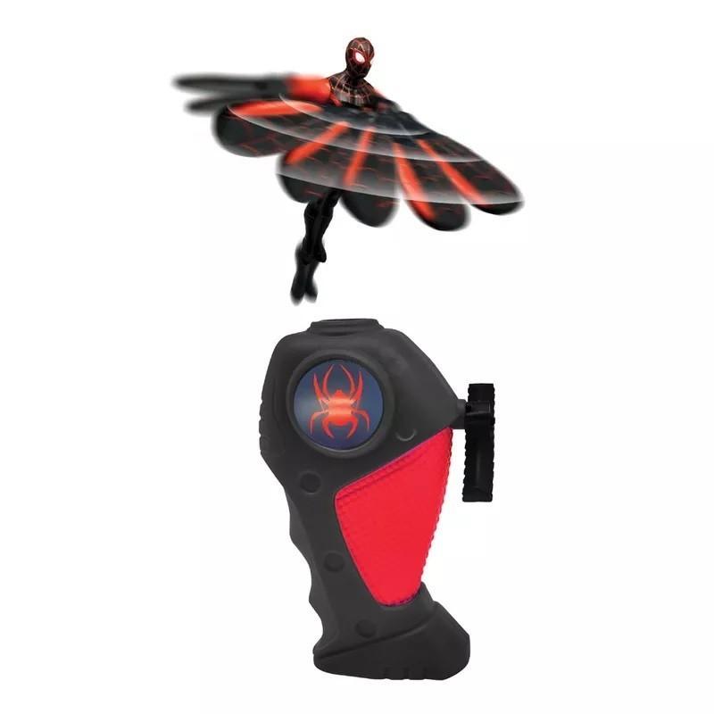 Mini Flying Heroes: Homem-Aranha (Miles Morales)