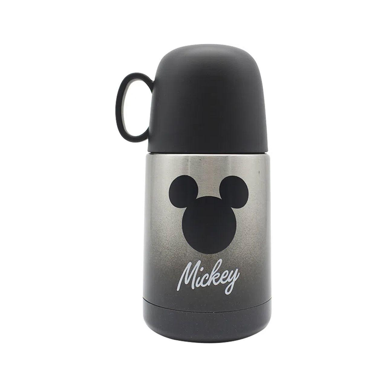 Mini Garrafa Térmica Mickey e Minnie Mouse - (210ML)