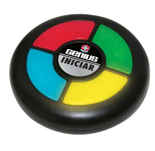 Mini Jogo Eletrônico Genius - Estrela