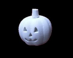 Mini Luminária Abóbora - Halloween
