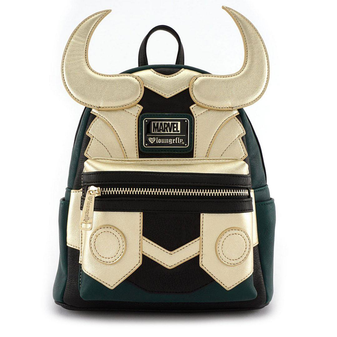 Mini Mochila Loki: Thor - Marvel