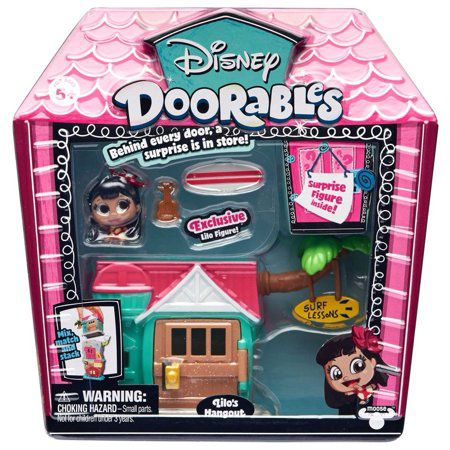 Mini Playset Doorables: Casa da Lilo (Disney) - DTC