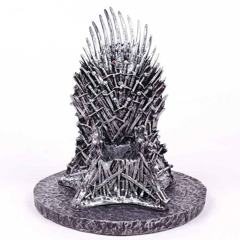 Mini Trono de Ferro (Iron Throne): Game of Thrones (15CM) - (Exclusivo Toyshow)
